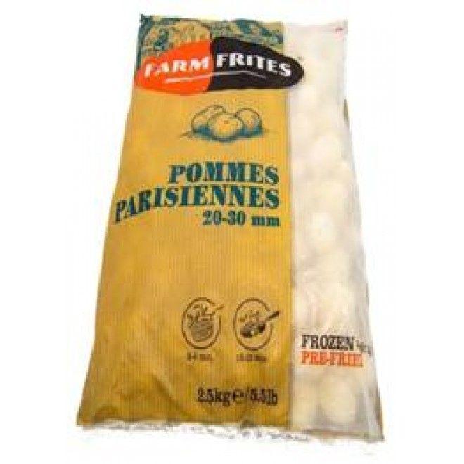BATATA POMMES PARISIENNES 20/30 FARMFRITES 2.5KG (4)(534012)