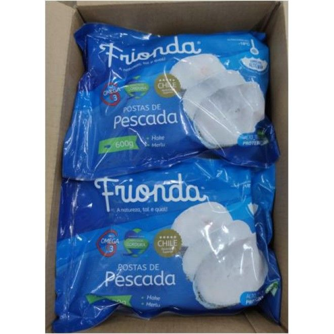 PESCADA POSTA 3 CHILE COZ. FRIONDA SC.600G (10) (13260)