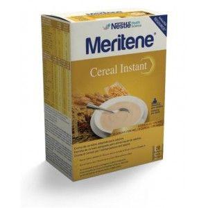 PAPA MERITENE CEREAL INSTANT 8CEREAIS/MEL NESTLE (2X300G)(6)